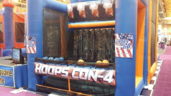 Hoops Connect 4