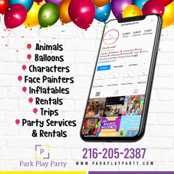 Park Play Party Package