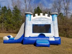 Single Lane Ice Castle Combo No Pool