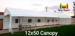 12x50 Canopy