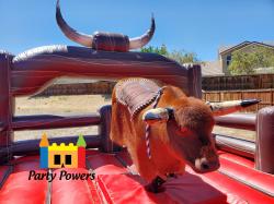 Mechanical Bull - Brown