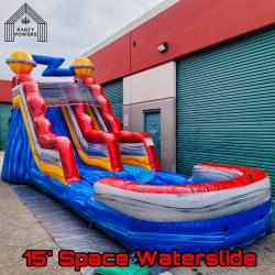 15' Space Waterslide