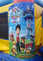 Paw Patrol Banners