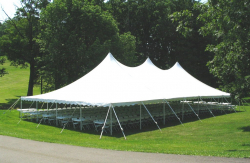 40'x80' High Peak Pole Tent