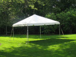 10'x10' Frame Tent