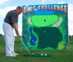 GOLF CHALLENGE GAME