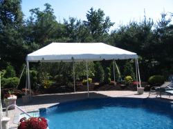 10'x20' Frame Tent