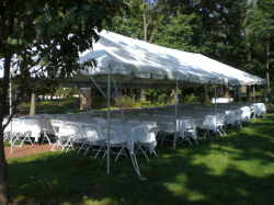 20'x60' Frame Tent