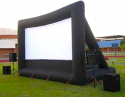 Outdoor Movie Screen