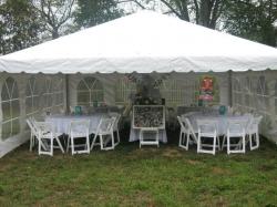 20 x 20 OTC Tent