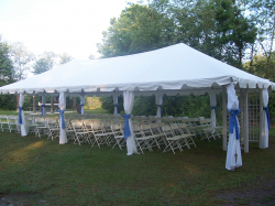 20'x40' Frame Tent