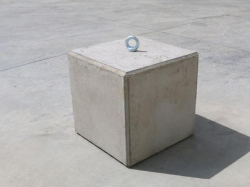 Concrete Tent Weights