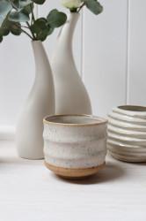 Votives - Natural White Ceramic