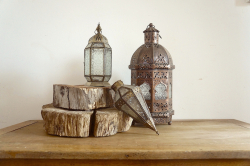 Moroccan Style Lanterns- Assorted Sizes
