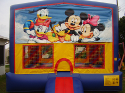 Mickey & Friends Banner