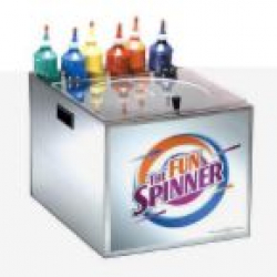 Paint Spinner supplies for 50