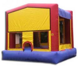 15 x 15 Bounce House W/Basketball hoop
