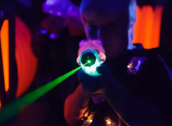 Kombat Laser Tag-private party
