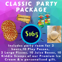 Classic Party Package