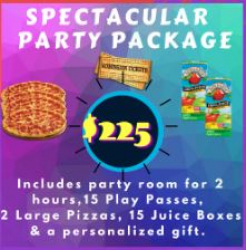 Spectacular Party Package