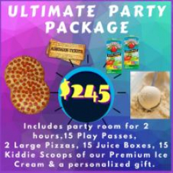 Ultimate Party Package