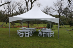 20'x20' High Peak Frame Tent