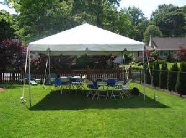 15 X15 Frame Tent Pop Up Party Rentals