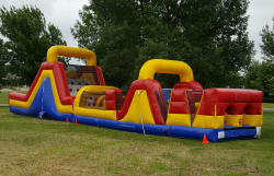 62' Obstacle Course