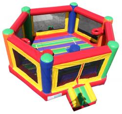 Mega Bouncer