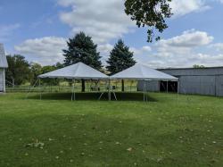 30x40 Frame tent