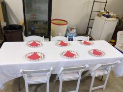 Banquet Linen, White
