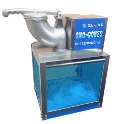 Snow Cone Machine with 50 servings