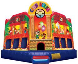 Clubhouse Club 16x18