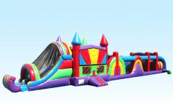 7 in 1 Multi Color Castle Combo