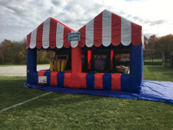 Carnival Tent with Games