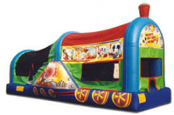 Mickey Choo Choo Train (WET) 33x11x13H