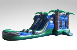 Tropical Dual Slide Combo