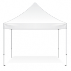 Canopy 10X10 White