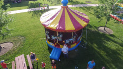 Carousel Jumphouse