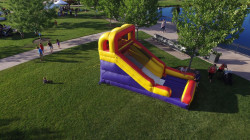 Mini Slide 16 ft tall (Dry)