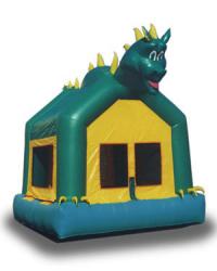 Friendly Dragon Bounce House