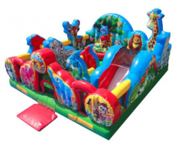 Animal Kingdom Toddler Play Center