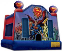 Superman Bounce House