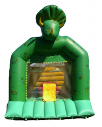 Triceratops Bounce House