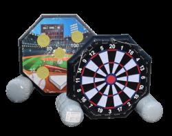 Soccer Darts Multi-Theme Game