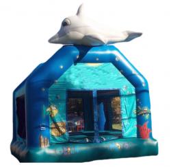 Ocean Bounce House