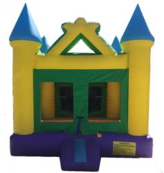 Bounce Castle - Yellow