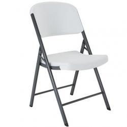 White Lifetime Chair