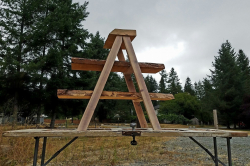 Cakestand- Ladder cupcake stand