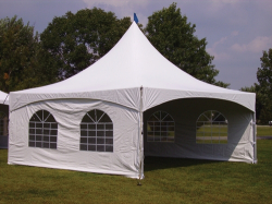 Tent window wall- 20' increments